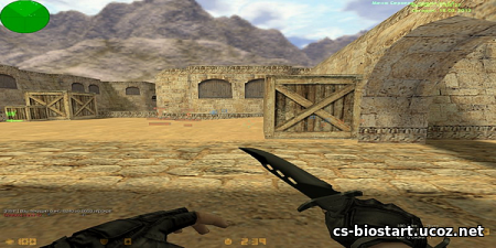 Fablehack v0.8 - ESP воллхак для Counter-Strike 1.6 v43
