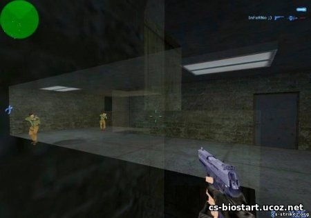 WallHack(ВХ) - opengl32 чит для Counter-strike 1.6 бесплатно