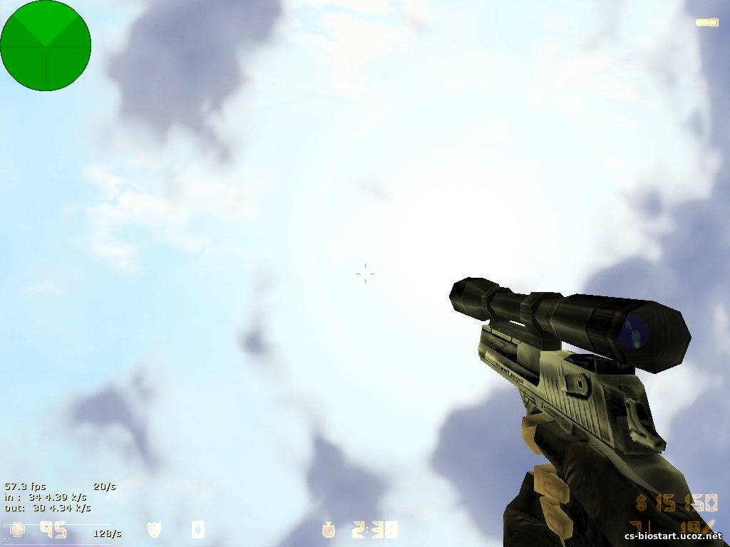 "Модель ""deagle with scope"" для кс 1.6"